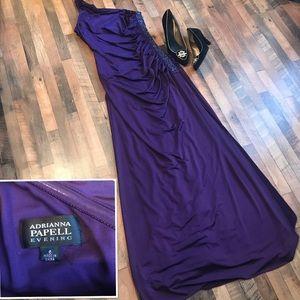 Adrianna Papell Evening Night Prom Dress